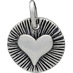 Scoring Heart Charm - C1262, Sale, Heart Theme Collection