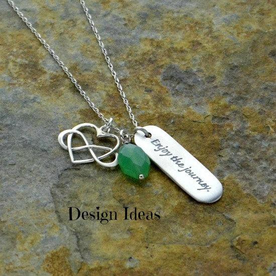 Infinity Heart Charm - C2978, Tiny Infinity Heart Charm, Infinity Charm, Intertwined Heart, Bridal Gift